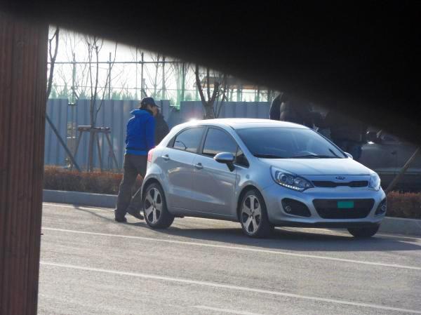 Kia Rio 2010 Hatch. Ahora le toca al Kia Rio