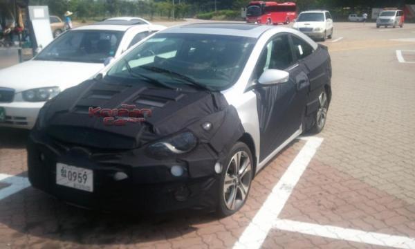 2012 Hyundai Elantra Coupe