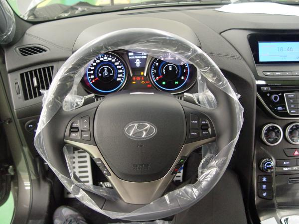 Scooped 2013 Hyundai Genesis Coupe Facelift First Official Images The Korean Car Blog