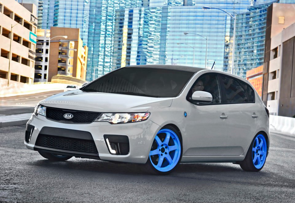 Sema 2011 First Official Images And Info About Kia S