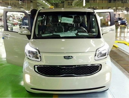 20111117172306420 Official: 2012 Kia RAY, available only in South Korea [Update].