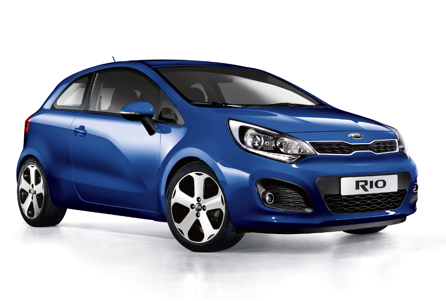 Kia Rio 3 door goes on sale Kia 29574 UK: 2012 Kia Rio 3 door starts at £9,995.