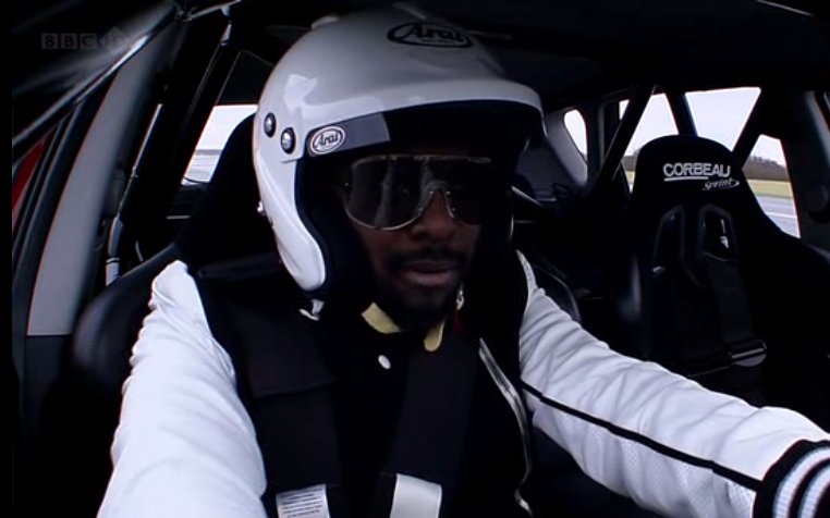 Screenshot at 2012 01 31 095536 Top Gear: Will.i.am drives the Kia ceed.