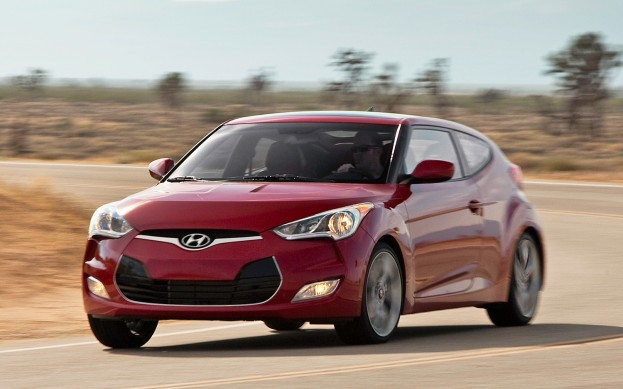 2012 Hyundai Veloster 623x389 Hyundai Motor America Reports Record January Sales.