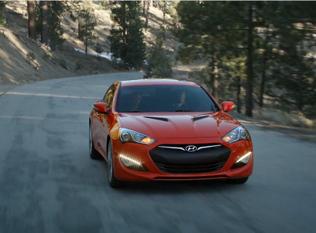 2013 genesis coupe commercial canada Video: Country Drive   Hyundai Sasquatch commercial.