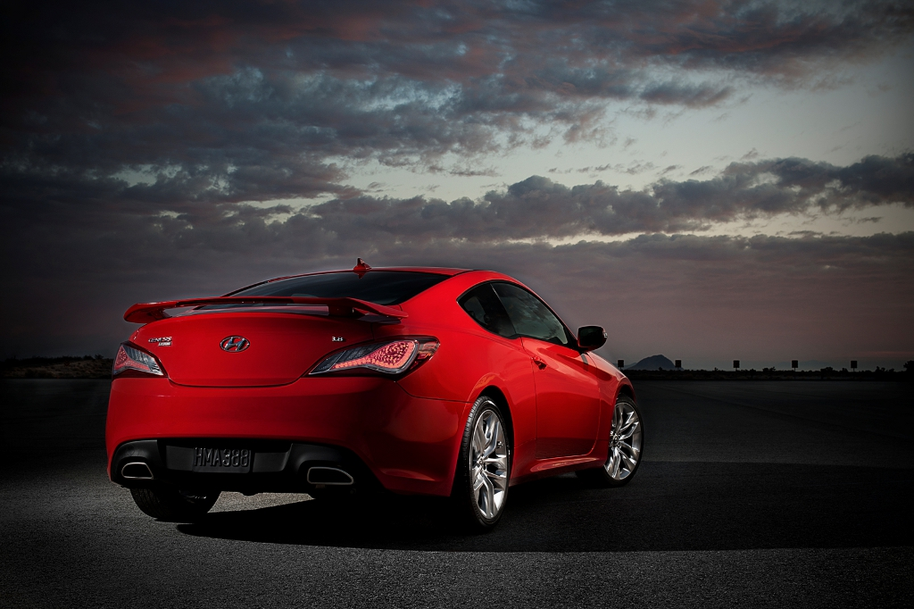 34837 1 1 US: 2013 Hyundai Genesis Coupe starting at $24,250.
