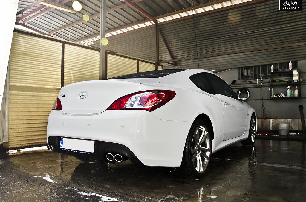 DSC5065 Video: Santis Genesis Coupe New Exhaust Sound.