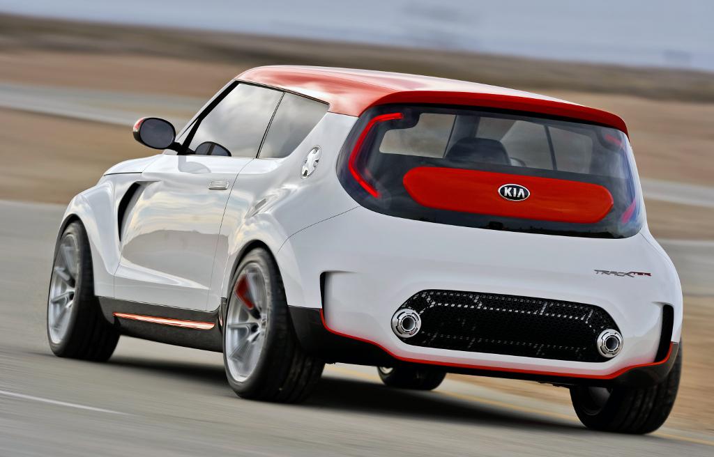 Chicago 2012 Kia Trackster Concept  The Korean Car Blog