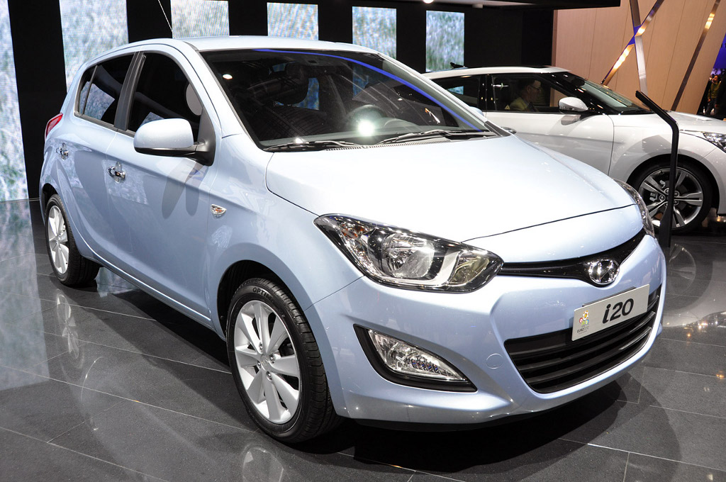 01 2012 hyundai i20 geneva Hyundai reveals all new i20 ahead of Geneva debut [Updated].