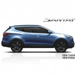 2013 Hyundai Santa Fe 73 150x150 Exclusive: Hyundai Santa Fe/ix45 first official brochure pictures [Updated].