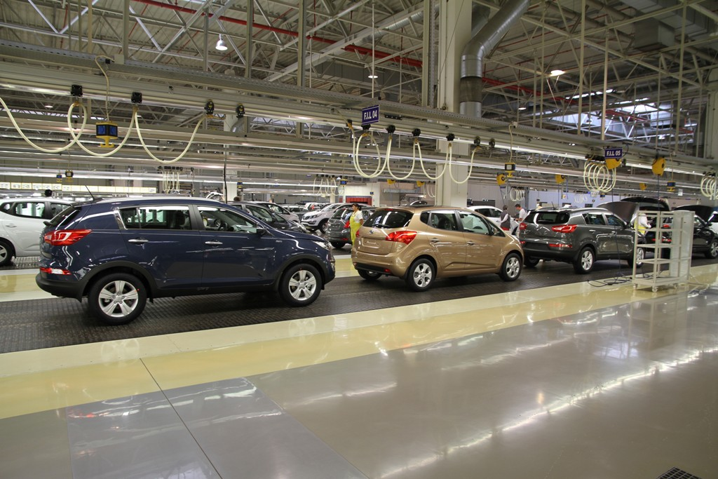 232502 Record year for Kia's European production facility.
