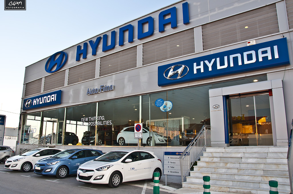 DSC 7365 We attended to the official new Hyundai i30 event and party.