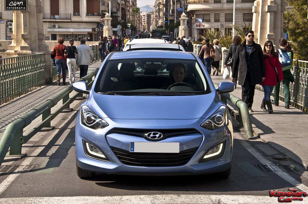 DSC 76592 Review: 2012 Hyundai i30 1.4 MPi 100 hp 5 door