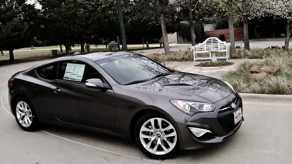 quick spin 2013 hyundai genesis coupe by nxxt the korean car blog. Black Bedroom Furniture Sets. Home Design Ideas