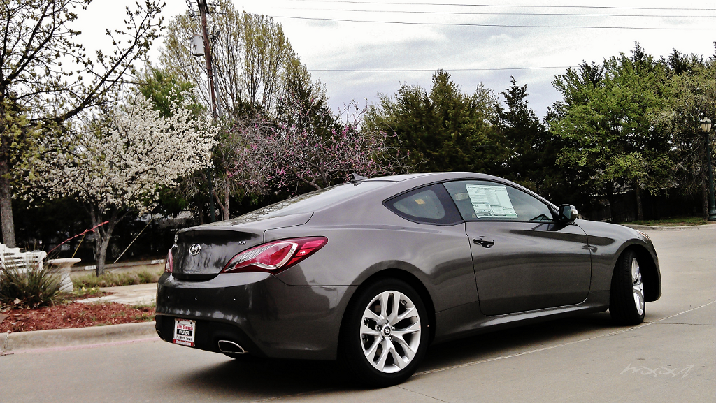 Quick Spin: 2013 Hyundai Genesis Coupe by NXXT. - The Korean Car Blog