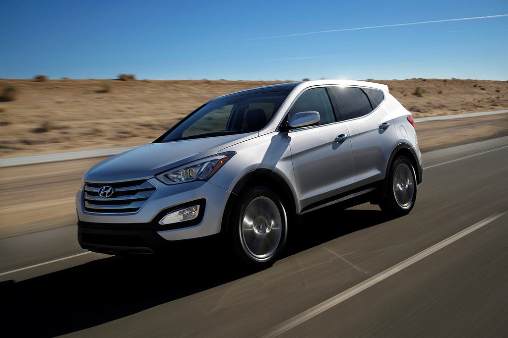 6899367926 40437b62af b What is your comments of the new Luxury SUV   HYUNDAI Santa Fe (ix45)