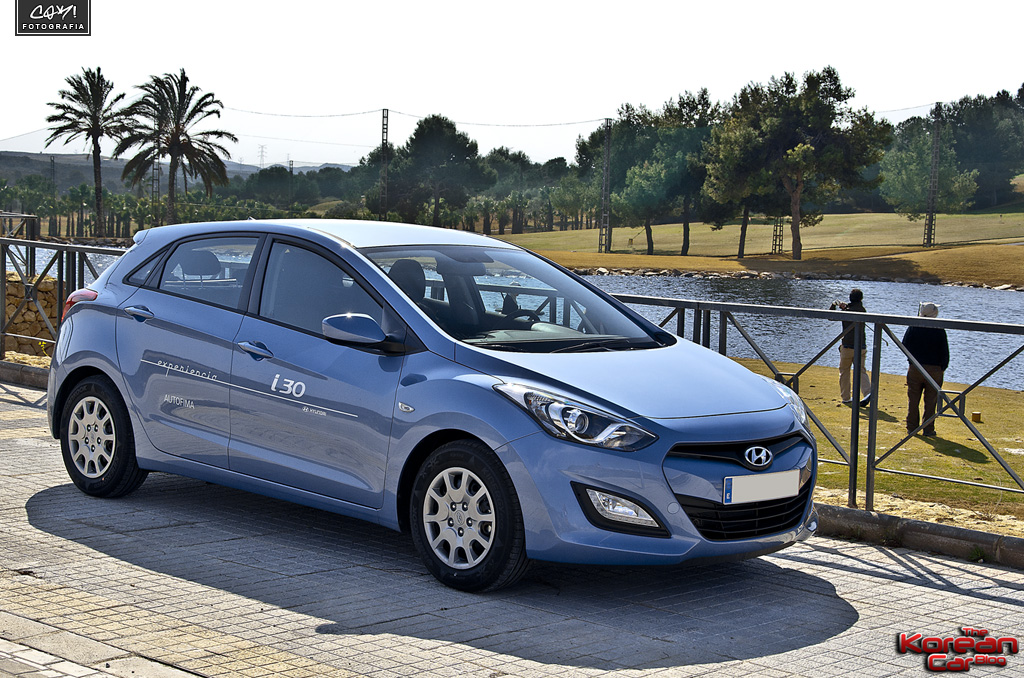 I30 2010 Specs The New Korean-spec I30 is