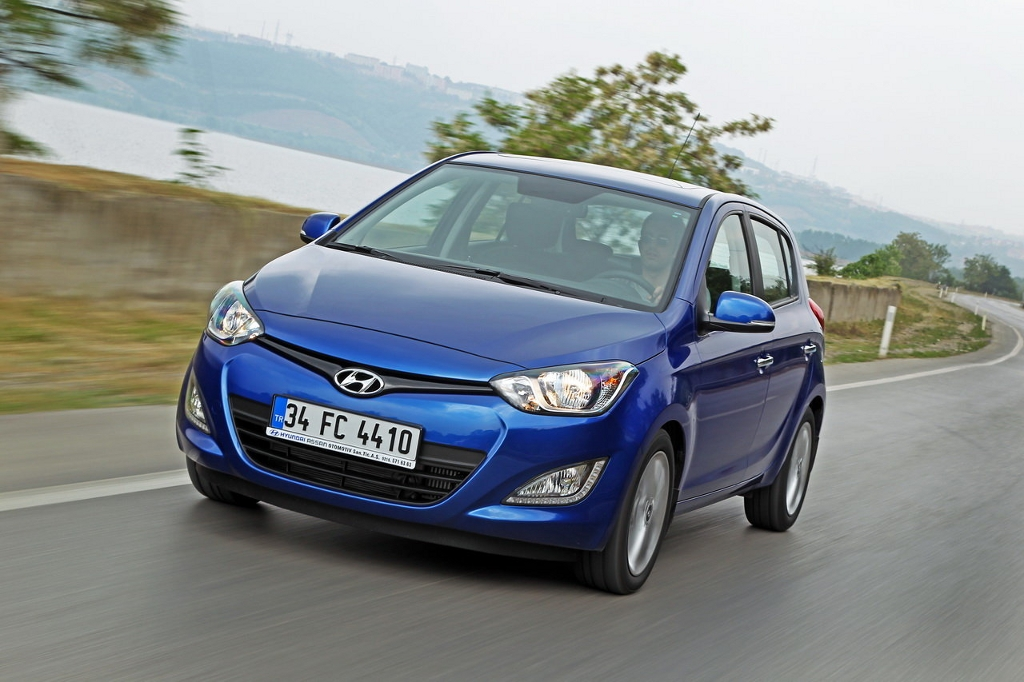 i20a UK: The refreshed Hyundai i20 starting from £9,995