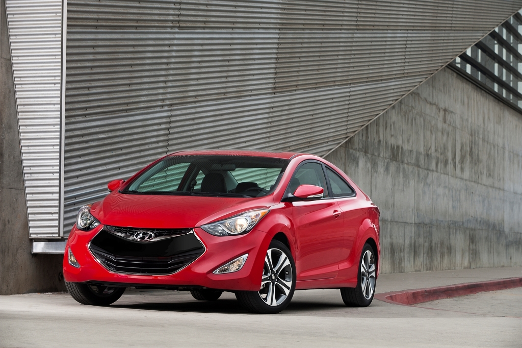 35446 1 1 US: The All New 2013 Hyundai Elantra Coupe starting at $17,445