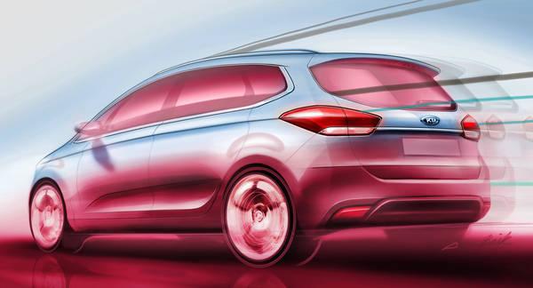 Kia Rondo Reviews Car And Driver