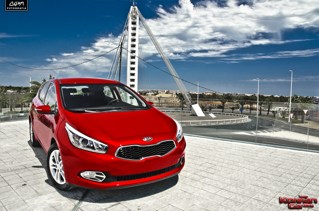 DSC03101 Review: 2012 Kia ceed 1.4 CRDi 90 hp Drive 5 door