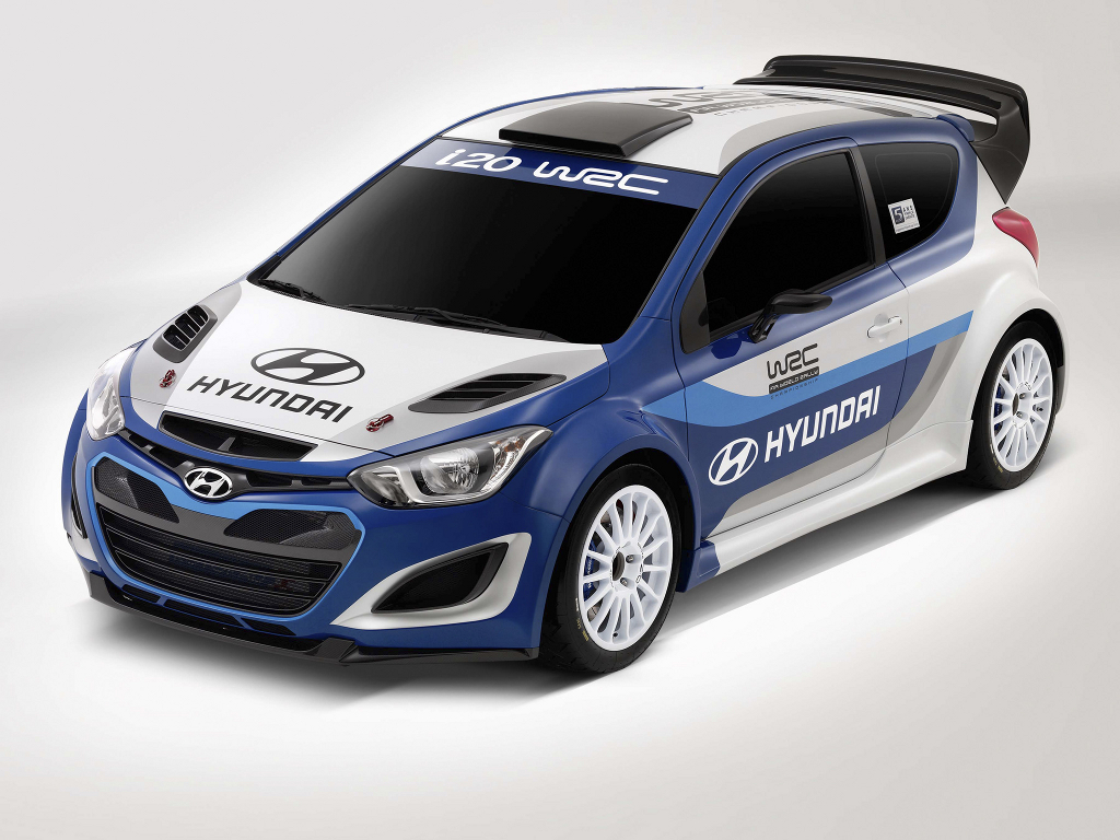autowp.ruhyundaii20wrc11 Hyundai to debut the i20 WRC at the 2012 Paris Motor Show