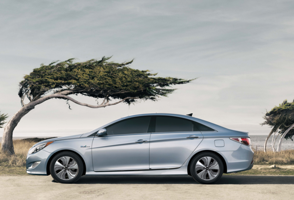 2014 sonata hybrid 1024x697 Hyundai Motor America Reports Best Ever February Sales