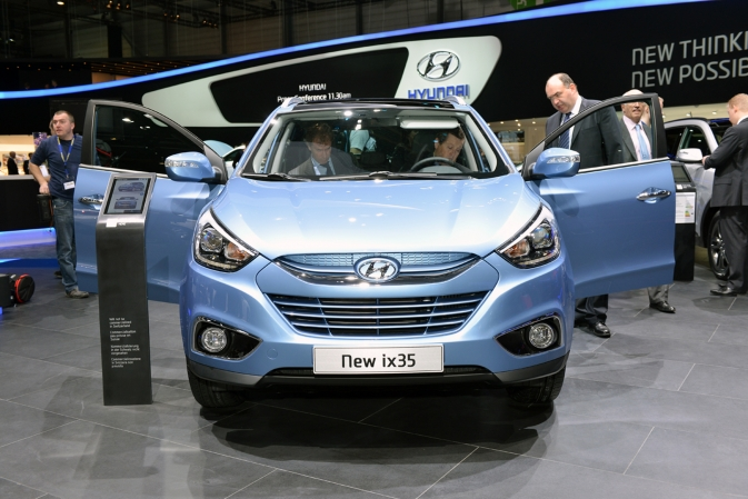 app 8135 big Hyundai reveals refreshed ix35 ahead of Geneva debut