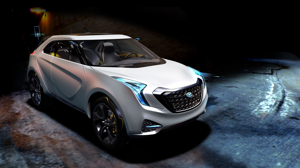 hyundai curb concept new Hyundai Planning To Launch Its New Compact SUV In 2015