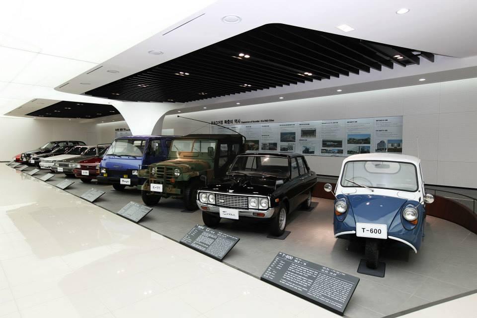 A Peek Into Kia\'s Private R&D Auto Museum - The Korean Car Blog