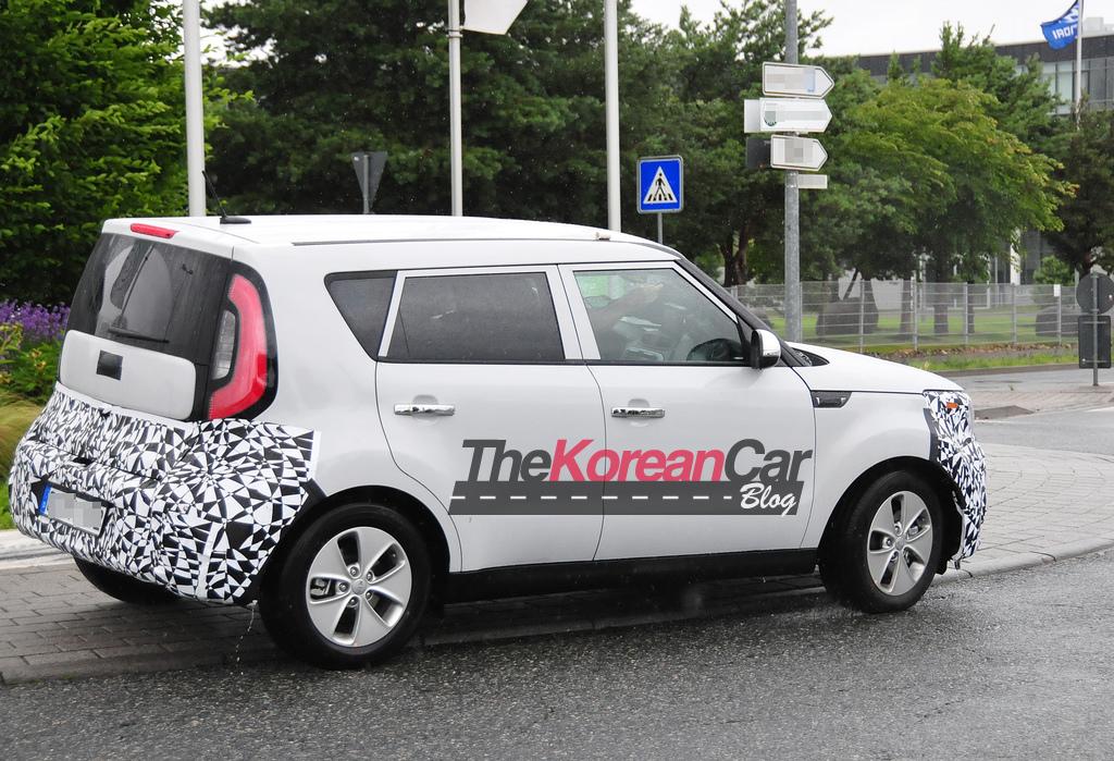 Us kia motors announces plans for the soul all electric for Kia motors south korea