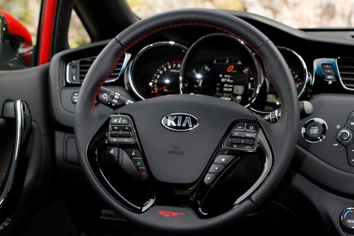 Kia Ceed Gt And Kia Proceed Gt Photoset In Southern Europe