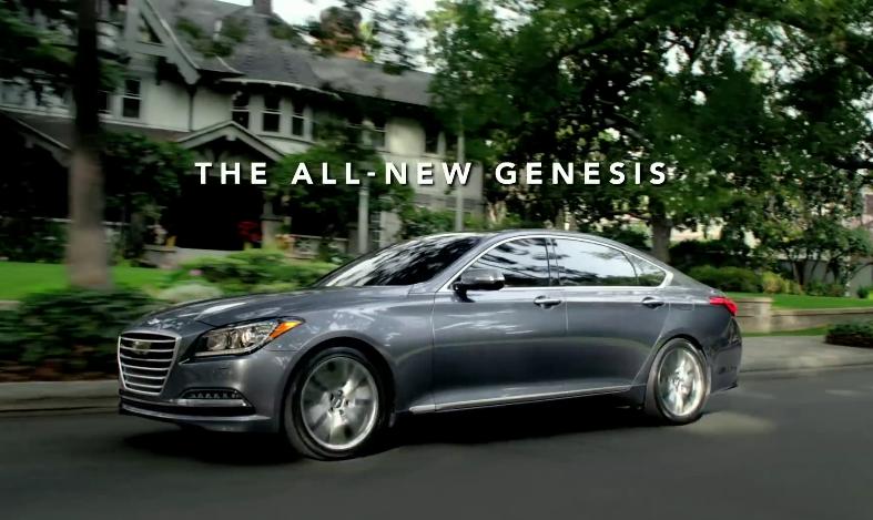 Kia Dealerships Near Me >> Video: All-New 2015 Genesis Stars In Hyundai Super Bowl Ad ...