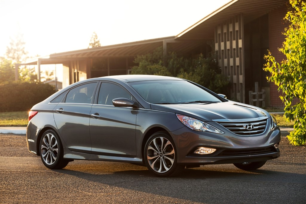 Sonata Problems Drags Down Hyundai In 2014 Jd Power Study The