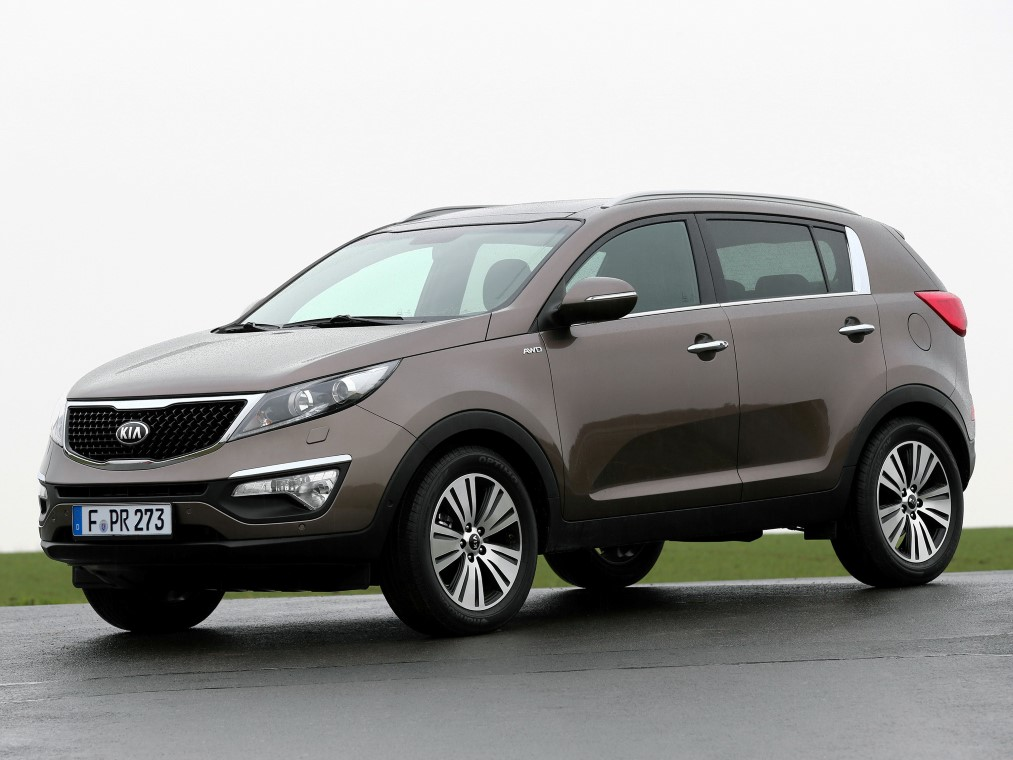 european kia sportage facelift debut at geneva motor show the korean car blog. Black Bedroom Furniture Sets. Home Design Ideas