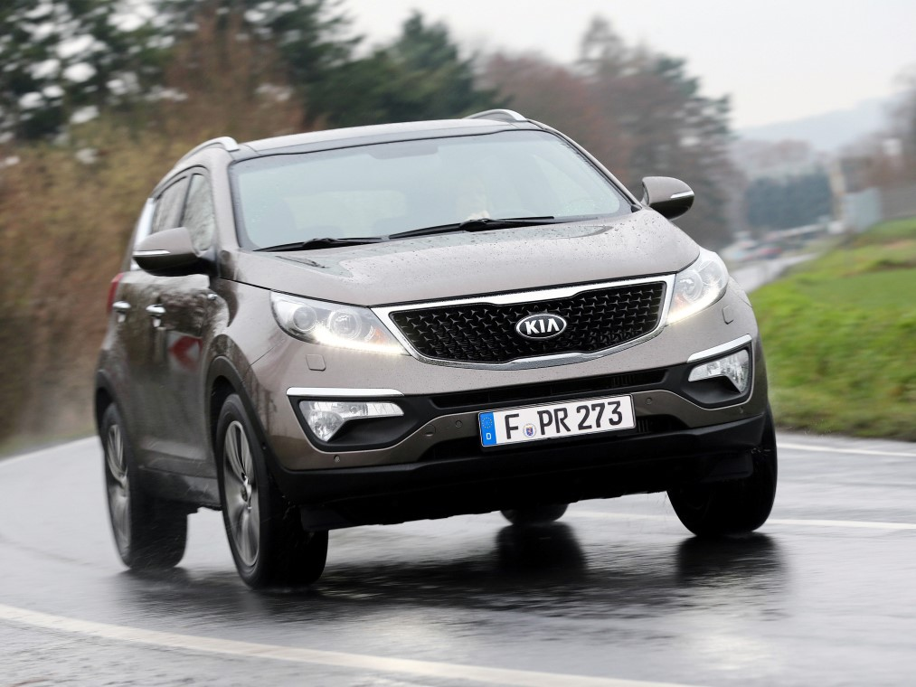 forum du kia sportage iii et iv europ enne debut kia sportage facelift au salon de gen ve. Black Bedroom Furniture Sets. Home Design Ideas