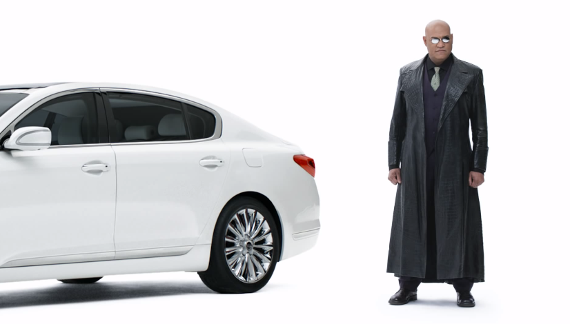 kia-k900-several-videos-commercial-with-morpheus-the-matrix