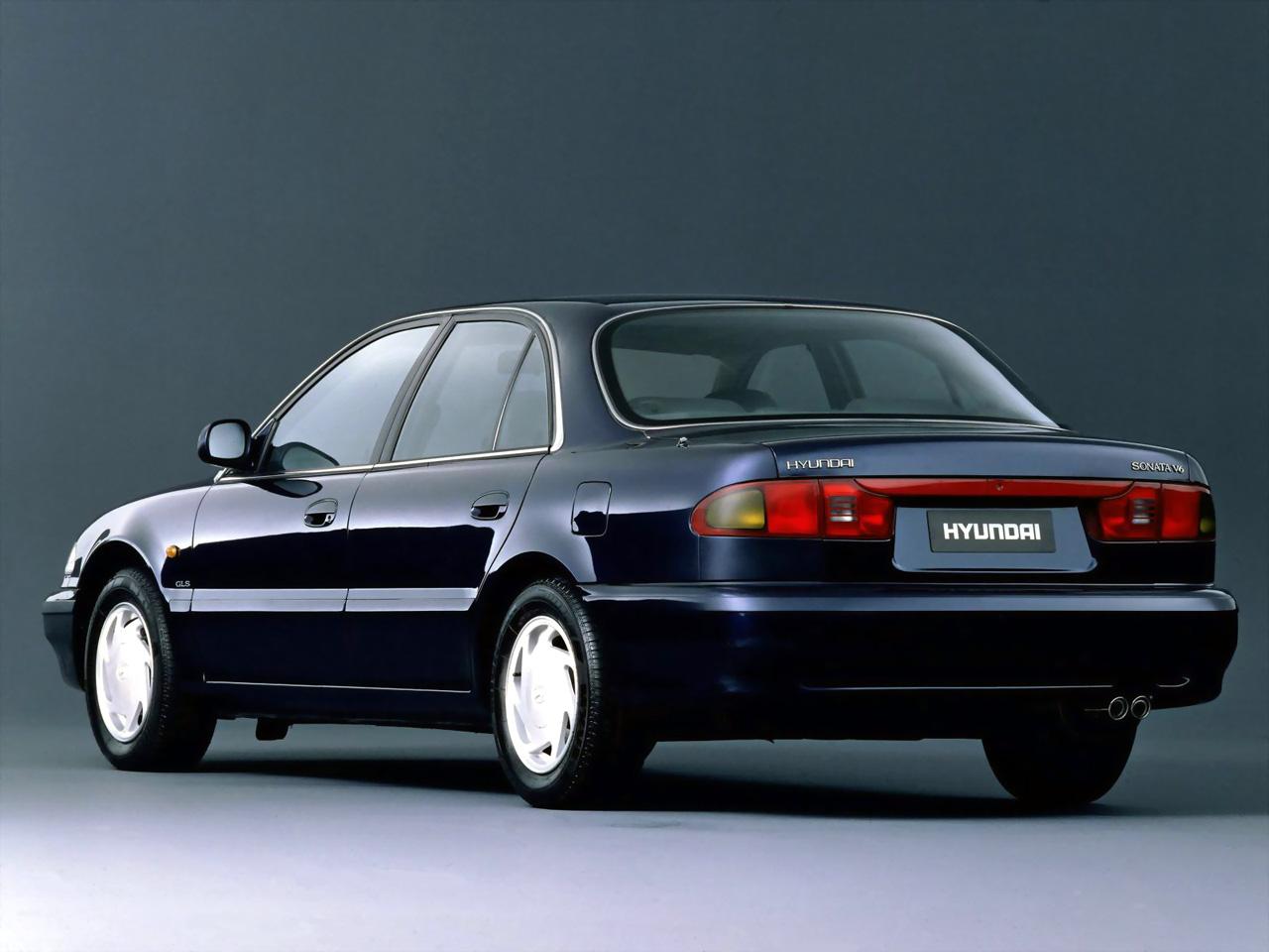 1993 1998 third generation hyundai sonata 21