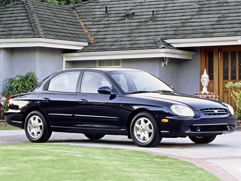 2004 Hyundai Sonata >> Story: Fourth Generation Hyundai Sonata (1998-2004) - The Korean Car Blog