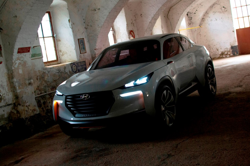 Is Hyundai Thinking About Suv Variant To Complete Genesis Line Up