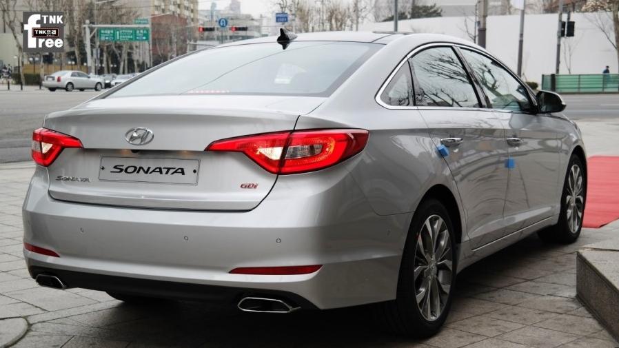 Yeni 2015 Hyundai Sonata Vizyonda Hyundai Forum Forum