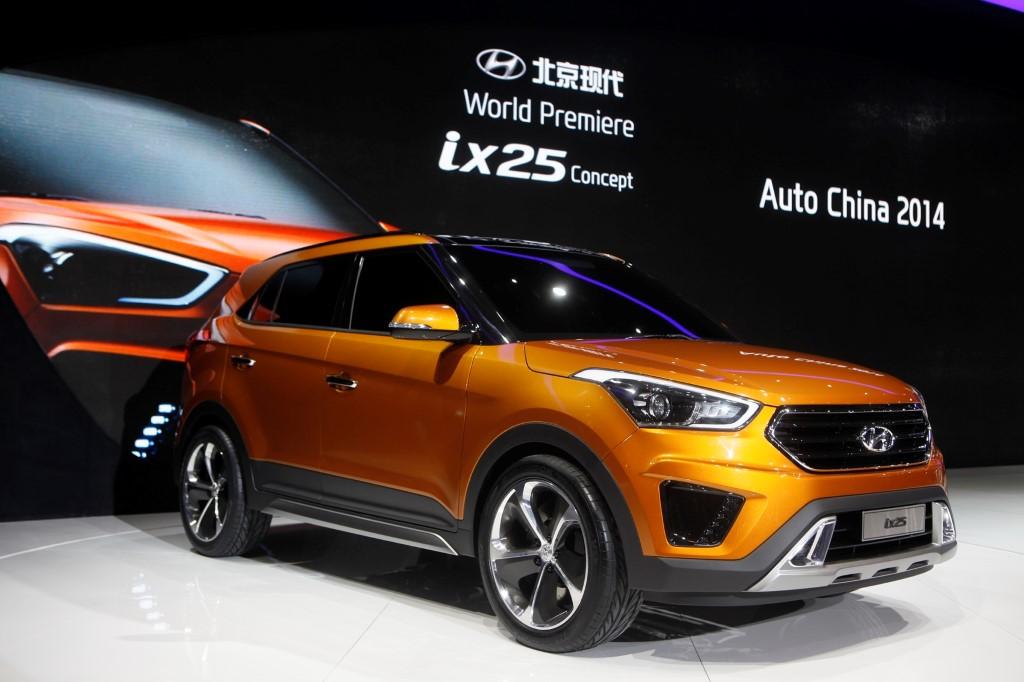 Beijing Motor Show_ix25 Concept 2 (Custom)