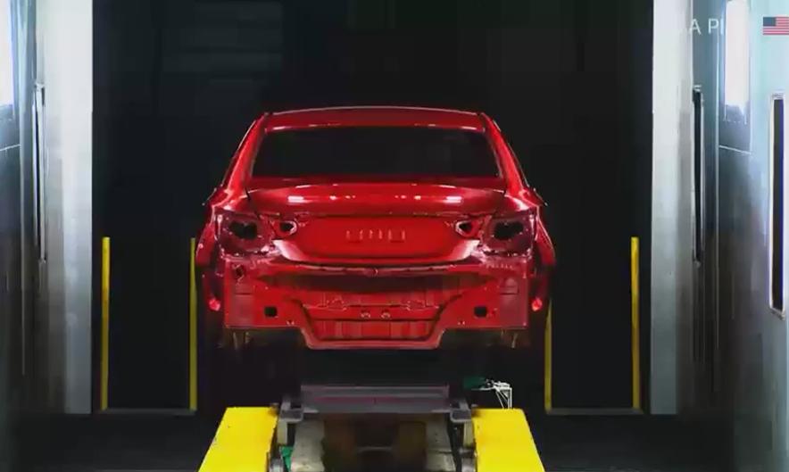 Video Hyundai Motor Manufacturing Alabama The Korean