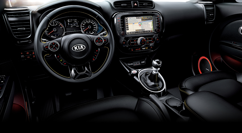 WardsAuto Names 2014 Kia Soul To List Of 10 Best Interiors  The
