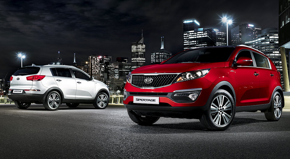 Kia Motors 39 Sportage Mohave Come Back With A 30 Growth