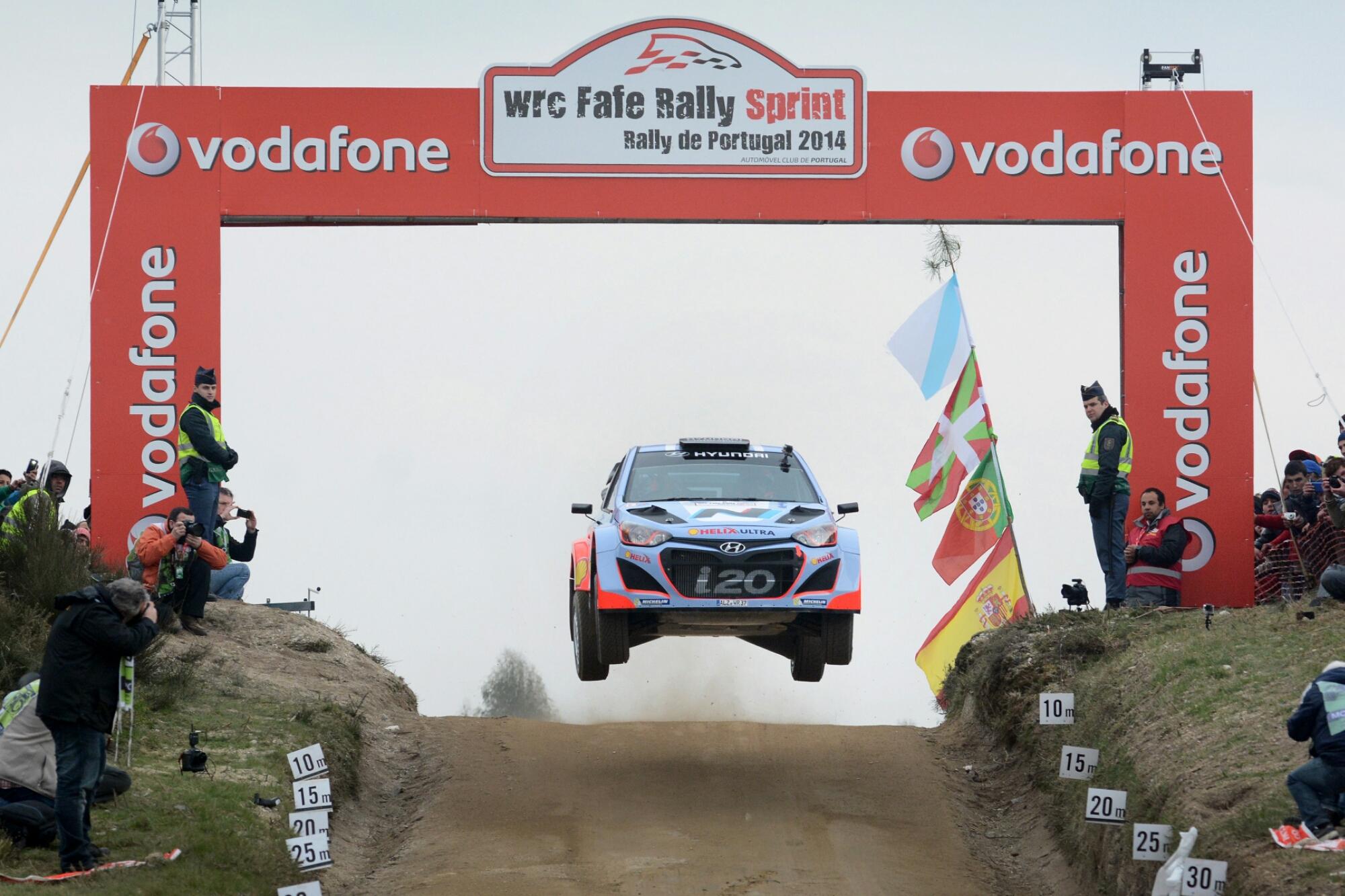 Hyundai Shell World Rally Team prepares for new challenge at Rally