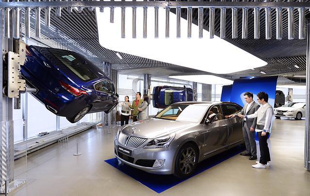 Visiting The Hyundai Motor Studio In Seoul The Korean