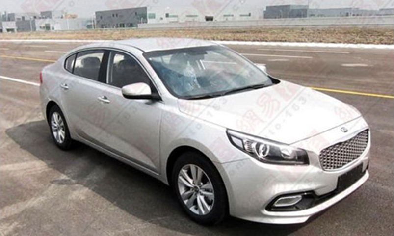 kia-k4-china-completely-undisguised (4)