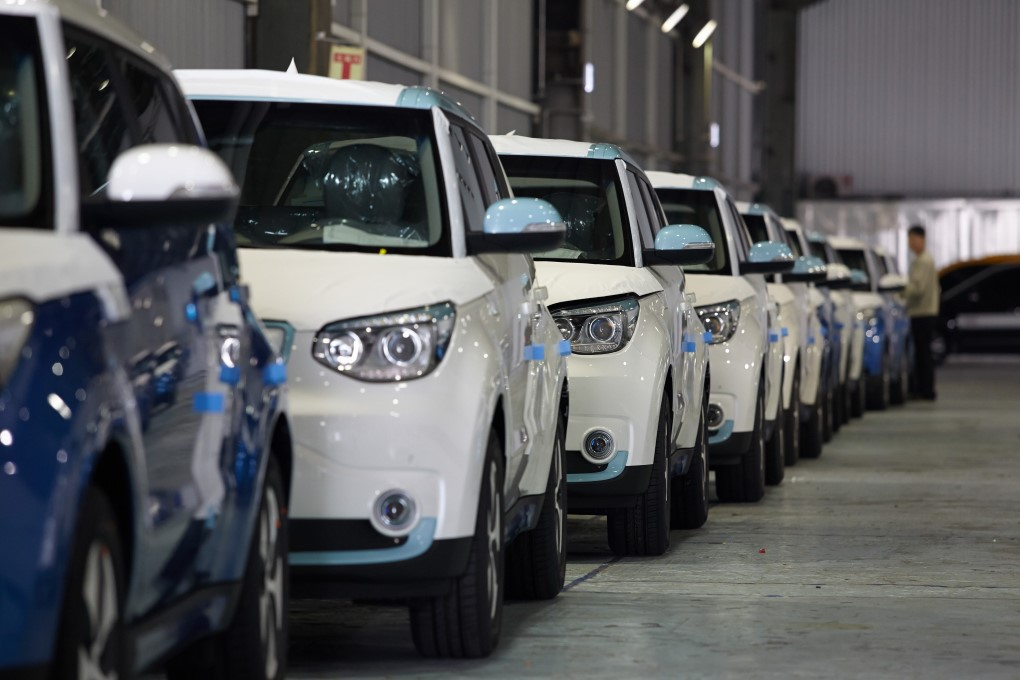 Kia Soul Electric Vehicle Start Mass Production For