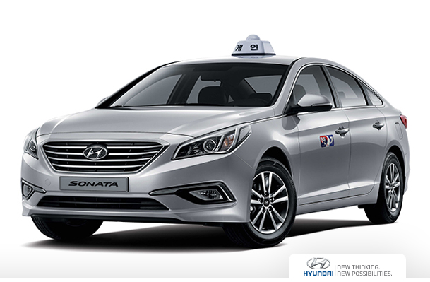 Hyundai Motor Launched All New Sonata Taxi In South Korea